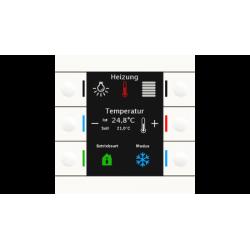 Push Button Smart 86, White...
